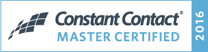 Constant Contact Certified 2016